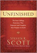 Unfinished by Steven K. Scott: Book Cover
