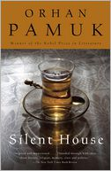 Silent House by Orhan Pamuk: Book Cover