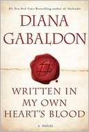 Written in My Own Heart's Blood by Diana Gabaldon: Book Cover