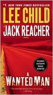 A Wanted Man (Jack Reacher Series #17) by Lee Child: Book Cover