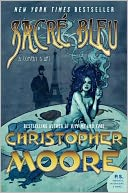 Sacré Bleu by Christopher Moore: Book Cover