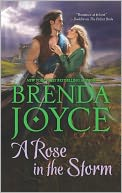 A Rose in the Storm by Brenda Joyce: Book Cover