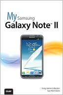 My Samsung Galaxy Note II by Craig James Johnston: Book Cover