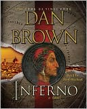 Inferno by Dan Brown: CD Audiobook Cover