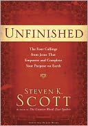 Unfinished by Steven K. Scott: NOOK Book Cover