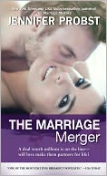 The Marriage Merger by Jennifer Probst: NOOK Book Cover