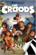The Croods Movie Storybook by zuuka: NOOK Kids Read to Me Cover