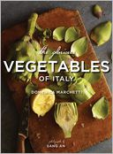 The Glorious Vegetables of Italy by Domenica Marchetti: Book Cover