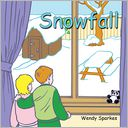 Snowfall by Wendy Sparkes: NOOK Book Cover
