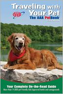 Traveling With Your Pet by AAA Publishing: NOOK Book Cover