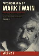 Autobiography of Mark Twain by Mark Twain: Book Cover