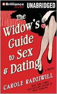 Widow's Guide to Sex and Dating, The by Carole Radziwill: CD Audiobook Cover