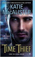 Time Thief by Katie MacAlister: NOOK Book Cover