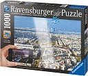 Over the Rooftops of Paris 1000 Piece Augmented Reality Puzzle by Ravensburger: Product Image