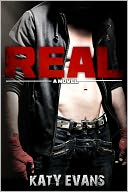 REAL by Katy Evans: NOOK Book Cover