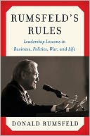Rumsfeld's Rules by Donald Rumsfeld: Book Cover