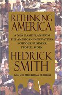 Rethinking America by Hedrick Smith: NOOK Book Cover