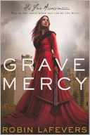 Grave Mercy (Turtleback School & Library Binding Edition) by Robin LaFevers: Book Cover