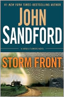 Storm Front by John Sandford: Book Cover
