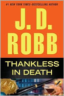 Thankless in Death by J. D. Robb: Book Cover