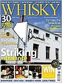 Whisky - One Year Subscription: Magazine Cover
