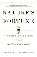 Nature's Fortune by Mark R. Tercek: Book Cover