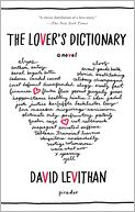 The Lover's Dictionary by David Levithan: Book Cover