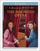 The Haunted Opera by Sarah Masters Buckey: Book Cover