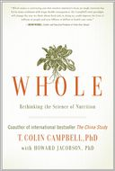 Whole by T. Colin Campbell: Book Cover