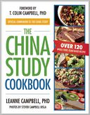 The China Study Cookbook by LeAnne Campbell: Book Cover