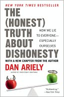 The Honest Truth About Dishonesty by Dan Ariely: NOOK Book Cover