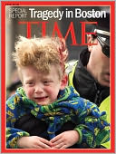 TIME Magazine's TRAGEDY IN BOSTON by Time Inc.: NOOK Book Cover