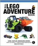 The LEGO Adventure Book, Vol. 1 by Megan H. Rothrock: Book Cover