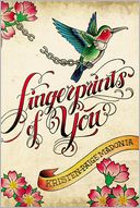 Fingerprints of You by Kristen-Paige Madonia: Book Cover
