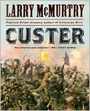 Custer by Larry McMurtry: Book Cover