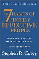 The 7 Habits of Highly Effective People by Stephen R. Covey: Book Cover