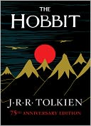 The Hobbit by J. R. R. Tolkien: NOOK Book Cover