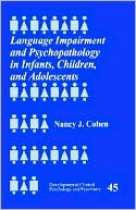 download Language Impairment And Psychopathology In Infants, Children, And Adolescents book