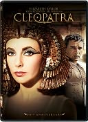 Cleopatra with Elizabeth Taylor