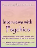 Interviews with Psychics by David Bolton: NOOK Book Cover
