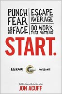 Start by Jon Acuff: NOOK Book Cover