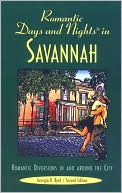 Romantic Days and Nights in Savannah by Georgia R. Byrd: Book Cover