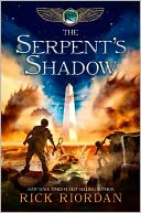 The Serpent's Shadow (Kane Chronicles Series #3) by Rick Riordan: NOOK Book Cover