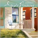 Simple Pleasures Calendar by Deborah DeWit: Calendar Cover