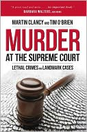 Murder at the Supreme Court by Martin Clancy: Book Cover