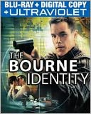 The Bourne Identity with Matt Damon