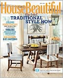 House Beautiful - One Year Subscription: Magazine Cover