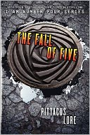 The Fall of Five by Pittacus Lore: Book Cover