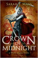 Crown of Midnight (Throne of Glass Series #2) by Sarah J. Maas: Book Cover