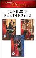 Harlequin Desire June 2013 - Bundle 2 of 2 by Jennifer Lewis: NOOK Book Cover